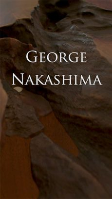 George Nakashima - Insta Stories