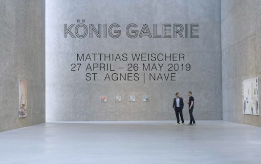 König Gallerie - Matthias Weicher