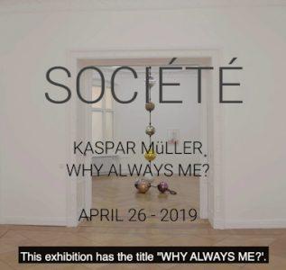 Société - Kaspar Müller