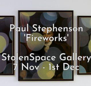 StolenSpace Gallery - Paul Stephenson